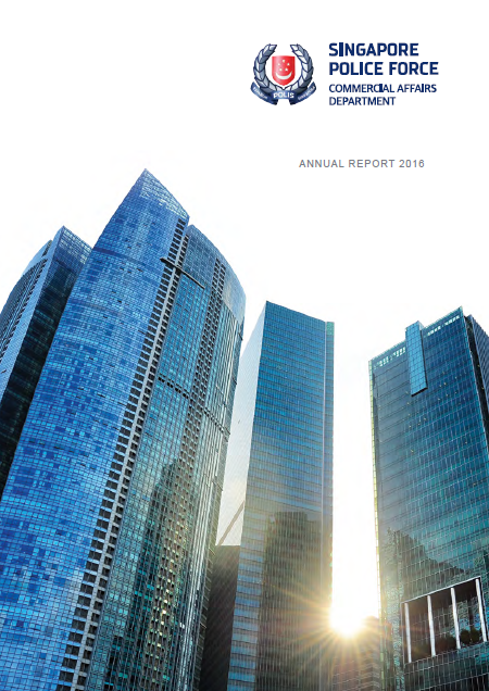 CAD Annual Report 2016