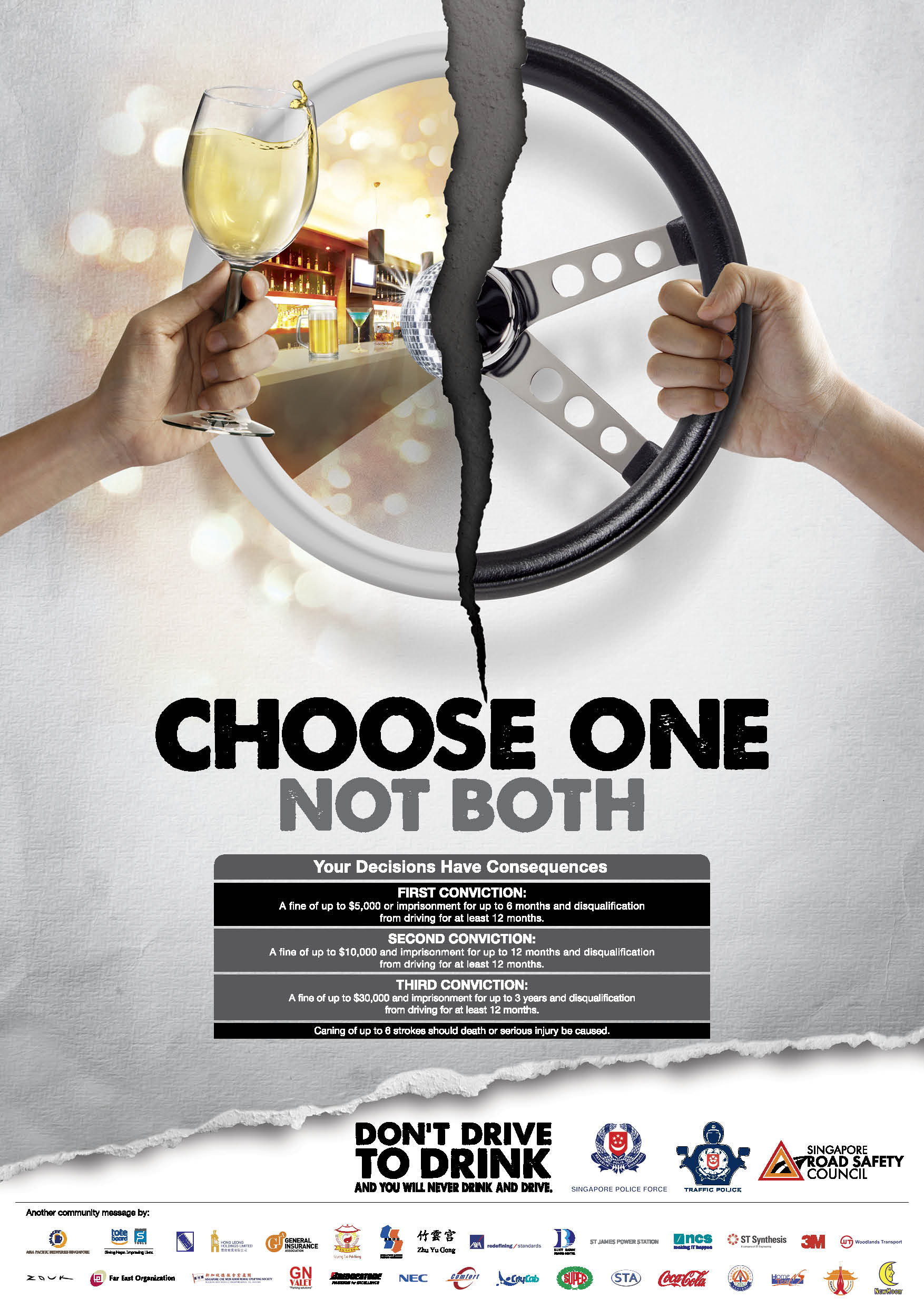 2020 Other | Images: No Drinking And Driving Posters